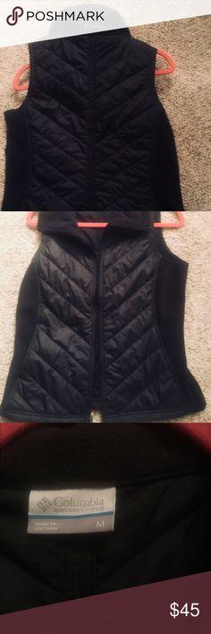 Columbia Vest Authentic Vest NWOT Columbia Jackets & Coats Vests