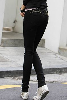 Today's Hot Pick :FUNKY Skinny Jeans http://fashionstylep.com/SFSELFAA0000964/happy745kren/out High quality Korean fashion direct from our design studio in South Korea! We offer competitive pricing and guaranteed quality products. If you have any questions about sizing feel free to contact us any time and we can provide detailed measurements.