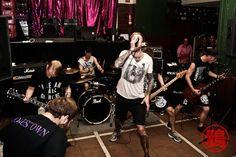 Anchor - vegan straight edge hardcore band from Göteborg, Sweden