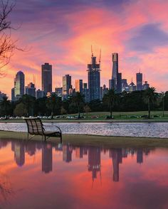 Au Pair, City Art, Melbourne Australia, Skyscrapers, Cityscapes, City Lights, Cupid, Sunsets, Postcards