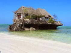 Island weyr? | Rock Restaurant Zanzibar