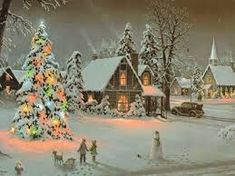 'Let it Snow' sung by Dean Martin – American singer, film actor, television star and comedian. Love this christmas song The Christmas Song, Old Fashioned Christmas, Christmas Scenes, Christmas Past, Vintage Christmas Cards, Christmas Carol, Winter Christmas, Christmas Lights, Christmas Playlist