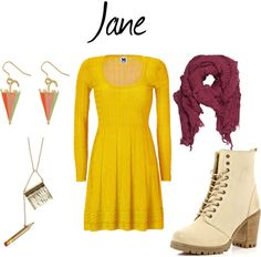 Designer Clothes, Shoes & Bags for Women Jane Porter, Tarzan, Shoe Bag, My Style, Polyvore, Collection, Shopping, Design, Women