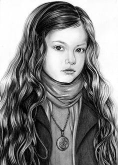 Renesmee Cullen by Fabielove.deviantart.com on @deviantART