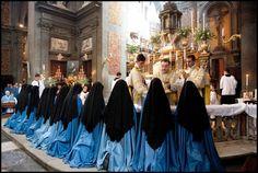 Saint Louis Catholic: Photos of the Vows of the Adorers of the Royal Heart of Jesus Christ Sovereign Priest