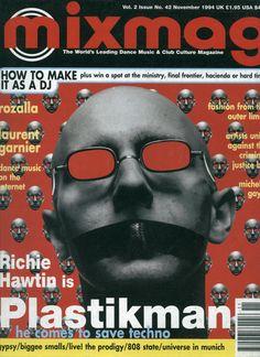 Mixmag (Issue 42) November 1994 - Plastikman