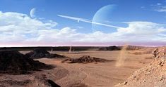 Here are some art pictures of extrasolar planets or exoplanets and other worlds beyond our solar system. Click the images for larger pictu. Alien Planet, Planet Earth, Alien Worlds, Lost In Space, Wonderful Picture, Our Solar System, Another World, Milky Way, Art Pictures
