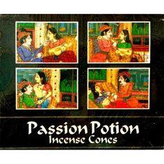 Kamini Incense Cones - Passion Potion - The Hippie House Smoke Drawing, Hippie House, Incense Cones, Passion, Painting, Ebay, Painting Art, Paintings, Painted Canvas