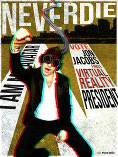 #voteNEVERDIE
