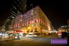Fairmont Copley Plaza in Boston.  Photographed by Eric Barry Photography.
