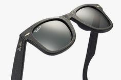 Las Wayfarer de Ray-Ban ahora en edición de piel  - http://www.ocompras.com/gafas/las-wayfarer-de-ray-ban-ahora-en-edicion-de-piel gafas de sol, ray ban