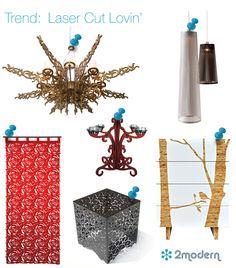 trend alert Laser Paper, Laser Machine, Cut Out Design, Light Decorations, Modern Lighting, Laser Cutting, Cnc, Modern Furniture, Felt