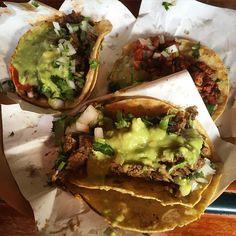 #Tacos… #foodporn #fatboyproblems #tijuana #mexico #newyears #mexicano #tacoselpaisa #tj (at Tacos El Paisa)