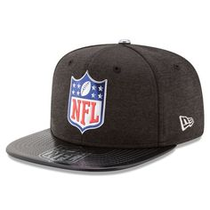New Era 2017 NFL Draft On Stage Original Fit 9FIFTY Snapback Adjustable Hat - Black - $35.99