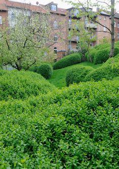Private Plots Winner: Garden Labyrinth by Mann Landschaftsarchitektur