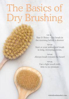 Dry Brushing Basics