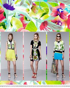 """Love the """"First Date"""" print in designer Prabal Gurung's upcoming collection for Target #PrabalForTarget"""