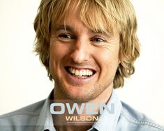 Owen Wilson also has a very distinctive nose in that it has been broken twice and it shows. It makes him more human, I think, in his films. I am usually drawn to him more than other actors in his movies. Movies Out Now, New Movies, Good Movies, Owen Wilson, Celebrity List, Celebrity Crush, Wilson Movie, Movie Facts, Movie Theater