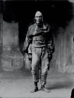 Martín Chambi     The Quechua Giant of Paruro, Cuzco, Peru     1929