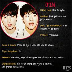 Biografia - Jin