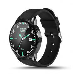 b585e67f6a32 Reloj inteligente Diggro Reloj online al mejor precio SmartWatch Android +  Monitor de frecuencia cardíaca resistente al agua Bluetooth WIFI Tarjeta  SIM ...