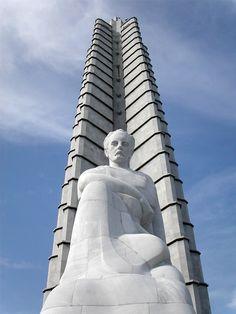Jose Marti Memorial, Various Architects, 1959, Havana, Cuba