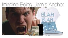 """""""Imagine Being Liam's Anchor"""" by xdr-bieberx ❤ liked on Polyvore featuring dELiA*s, Vans, Dolce&Gabbana and Jack Spade"""