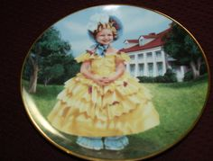 The Shirley Temple Plate Collection The Little by BeAnnsAttic