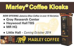 Marley Coffee Kiosks aboard MCB Quantico! http://www.mymcx.com/index.cfm/locations/Quantico/