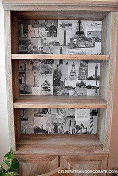 This Simple Bookcase Update Will Change the Whole Room