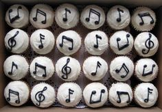 music+themed+birthday+party | Music Party