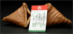 Fortune cookies are originally Japanese?!?! What???!?