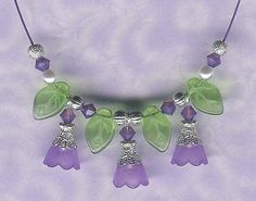 love green and lilac together!