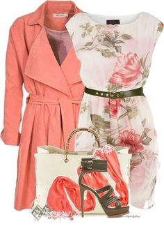 Spring Outfit - no idea if I could pull this off (probably couldn't) but LOVE LOVE LOVE
