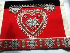 Folk Costume, Costumes, Beaded Embroidery, Norway, Belts, Barn, Textiles, Jewellery, Rugs