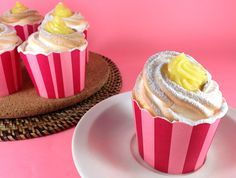 Bake Happy: Brazo de Mercedes Cupcakes Recipe