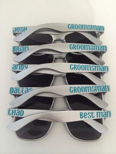 14c060dd89 Beach Wedding Favors for your destination wedding guests! These personalized  wedding sunglasses are a great idea for a tropical H…