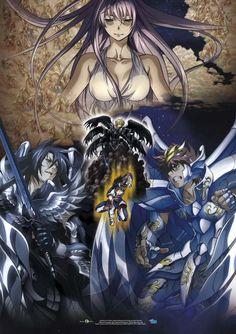Saint Seiya: The Lost Canvas!