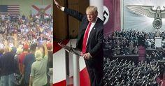Trump, so frightening!!!
