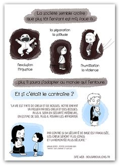 Affiche petite enfance violences ducatives ordinaires how to develop a personal philosophy of early childhood education Montessori Activities, Educational Activities, Illustrator, Education Positive, Education Quotes, Early Childhood, Kids And Parenting, Baby Love, Child Development