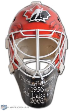 Image result for martin brodeur canada mask Martin Brodeur, Football Helmets, Canada, Tattoo, Image, Tattoos, Tattos, A Tattoo