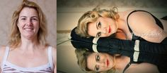 Vintage boudoir photography and makeover portraits by Miss Boudoir® & Danielle Horan