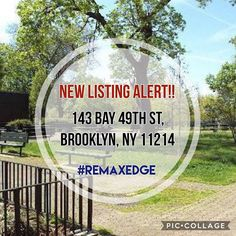 #NEWLISTING 143 Bay 49th St, Brooklyn, NY 11214 List Price: $1,898,000  Brick Investment Property in Prime #Bensonhurst ! 6-family 4-storey building with full basement along with 6 spacious units per floor. 1st floor is comprised of 2 units, one with 3 bedrooms 2 bathrooms, and another with 2 bedrooms 1 bathroom. 2nd floor has 2 units each with 2 bedrooms and 1 bathroom. The 3rd floor also has 2 units that each have 2 bedrooms and 1 bathroom. Each unit has separate utilities. Building has a…