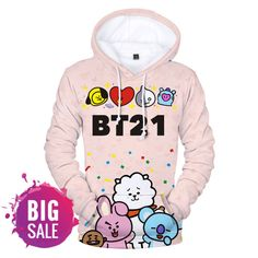 Women's Clothing Devoted K-pop Twice Clothes The Same Sweatshirts For Autumn And Winter Thin Cartoon Men And Women Round Collar Guard Hoodies Kpop