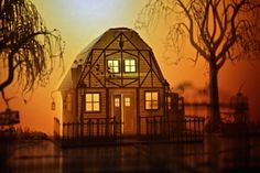 Animated Paper Crafts in Light & Diorama