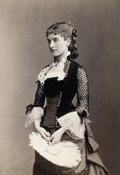 Johanna von Klinkosch wife of Prince Aloys of Liechtenstein