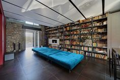 Library House in Castello