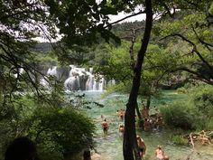 Krka National Park Croatia 🇭🇷 waterfalls nature