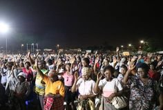 From 30 November - 6 December our team preached the Gospel in Maputo, Mozambique. Maputo, Concert, Concerts