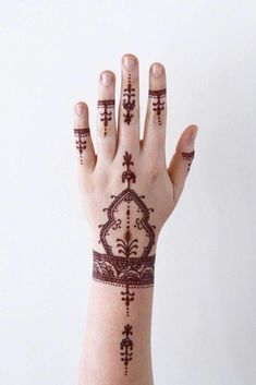5c69d7a4f Henna style temporary tattoo - a temporary tattoo by Tattoorary  #sexytattoos #sexiesttattoos Tribal Scorpion